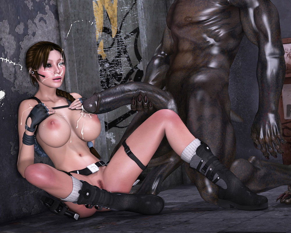 Tomb raider toon porn with monsters videos hentay pics